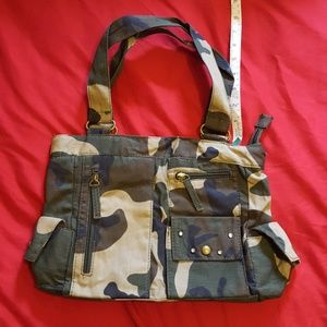 Handbags - Camo Purse